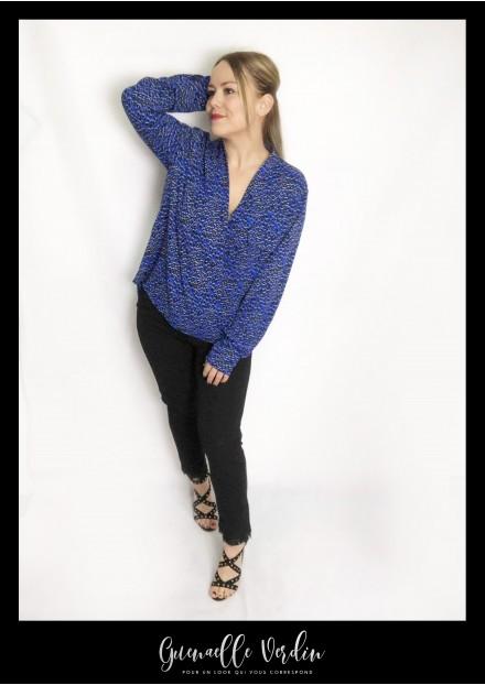 blouse - rita