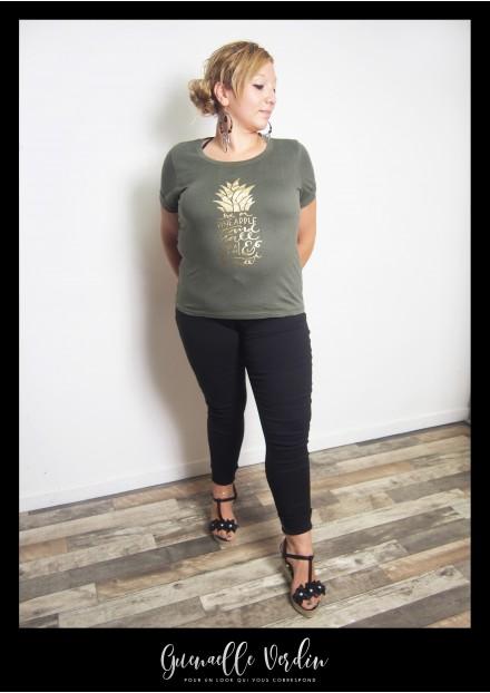 Tshirt - ananas